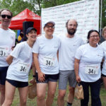 Talents et Partage - course Special Olympics à Lingolsheim, avril 2019
