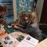 Talents et Partage - atelier E-nable : mains imprimées en 3D
